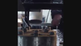 خط تولید پیچ و مهره