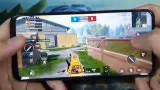 تست بازی با گوشی ویوو وای 19 - گوشی سنتر