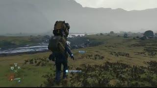 بررسی فنی بازی Death Stranding