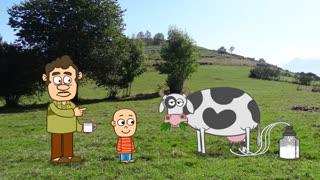 مجموعه انیمیشن دردونه ها - بدغذایی کودک (قسمت دوم)