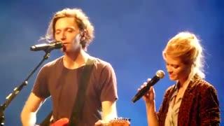 کنسرت میلانی تیری و همسرش رافائل