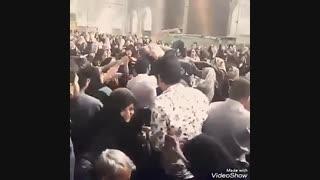 شفای پسر فلج توسط امام رضا سحرگاه 98/8/8