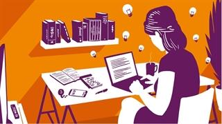 کپیرایتینگ چه شغلیه که اینهمه اینروزا درآمدزایی داره؟
