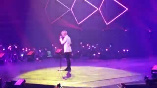 190915 EXO Planet #5: EXplOration Singapore - Baekhyun Solo Stage - UN Village