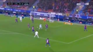 خلاصه بازی ایبار 0 - رئال مادرید 4 (لالیگا اسپانیا)