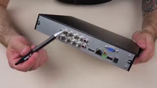 نقد و بررسی دستگاه Dahua XVR5108HS-s2 : با نقطه کور خداحافظی کنید!