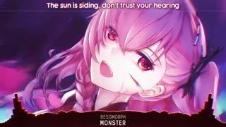 نایتکور هیولا Nightcore - Monster ✪