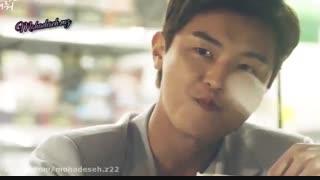 میکس عاشقانه و شاد سریال کره ای میخوام آهنگتو بشنوم
