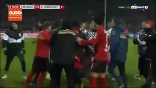 اتفاقی عجیب در لیگ آلمان!