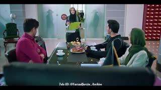 سکانس چهارم بازی فرزاد فرزین در قسمت دوازدهم سریال مانکن