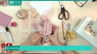 آموزش کامل بافت عروسک روسی