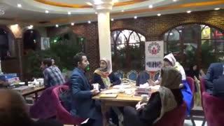نشست مهرماه 98 باشگاه مدیران ایران