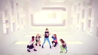 every f(x) mv but it's just amber's rap [CC]