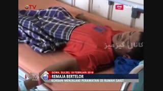 اکمل پسر ۱۴ ساله اهل کشور اندونزی ادعا میکند از سال ۲۰۱۶ تخم میگذارد