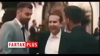 جشن عروسی لاکچری بازیکن پرسپولیس