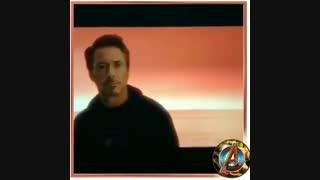 سکانس حذف شده دیدار تونی و مورگان  با بازی کاترینا لنگفورد منتشر شد فیلم Avengers Endgame 2019