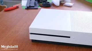 جعبه گشایی کنسول بازی XBos One S