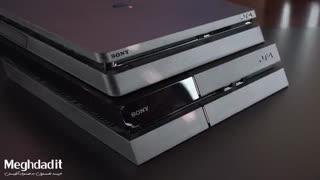 جعبه گشایی کنسول بازی PS4 Slim