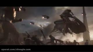 بهترین تیزر از فیلم انتقام جویان 4