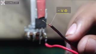 ساخت دیمر 12 ولت تنها با یک ماسفت !