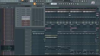 تغییر گام آهنگ در اف ال استودیو - Transpose