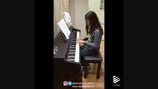 اجرای آهنگ زیبای سلطان قلبها