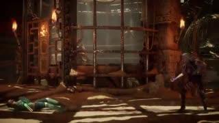 تریلر شخصیت Sindel در بازی Mortal Kombat 11