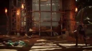 Mortal Kombat 11  Sindel Gameplay Trailer