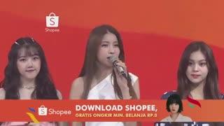 جی فرند دربرنامه shopee tv show اندونزی پارت1