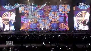 اجرای آهنگ arirang از BTS(توضیحات)
