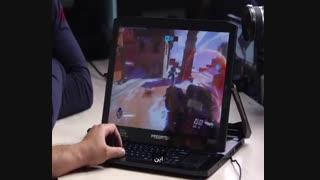 جعبهگشایی لپتاپ گیمینگ دیوانهوار Acer Predator Triton 900