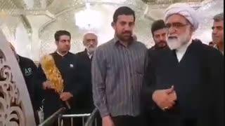 بازدید سرزده تولیت آستان قدس رضوی