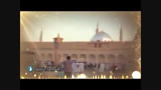 مولودی خوانی سید مجید بنی فاطمه برای پیامبر خاتم(ص)