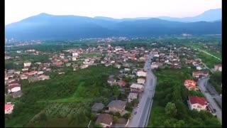 طبیعت شمال ایران - مازندران - کلارآباد - North of Iran - Mazandaran - Kelarabad - Aerial