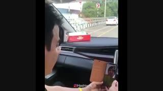 واکنش عمو پورنگ و مادرش به گران شدن بنزین