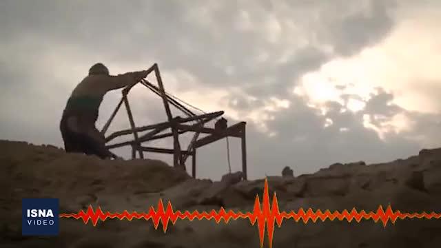 تهران در محاصره بیابان