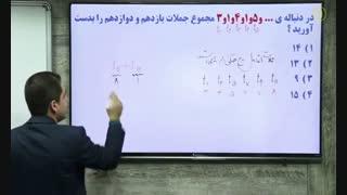 جلسه دوم تست زنی الگو و دنباله مسعودی-جلسه دوم  از 4 جلسه