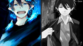 Unbreakable  anime Nightcore