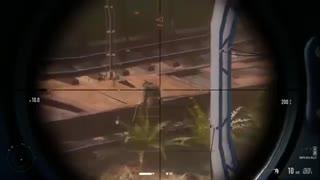 تریلر بازی Sniper Ghost Warrior Contracts