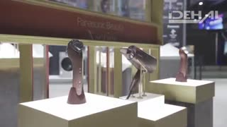 پاناسونیک، جدیدترین محصولات زیبایی | CIIE 2019