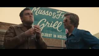 Once Upon a Time in Hollywood 2019 Trailer