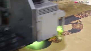 تابلو بوم چاپی با کیفیت بسیار بالا