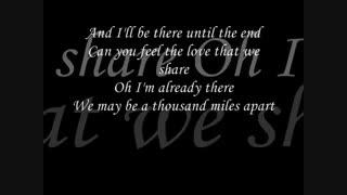 Im Already There - Lonestar | hearttshapedbox