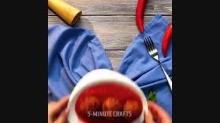 دو روش جالب برای درست کردن غذا !