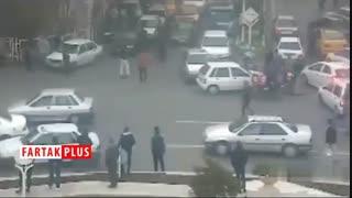 حمله به مردم گرگان با تبر و شمشیر در روز روشن!
