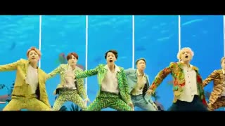 Offcial music video idol bts
