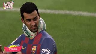 مجموعه باگ های عجیب FIFA 20