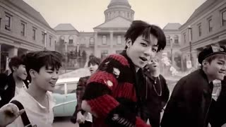 Offcial music video war of hormone bts