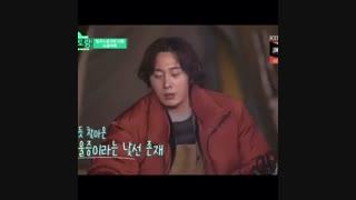 جونگ ایل وو از بیماری اش می گوید
