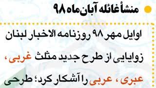 فوتو موشن ( Photo Motion ) - خطبه نماز جمعه لامرد - 8 آذر 98 - حجت الاسلام حسین زاده